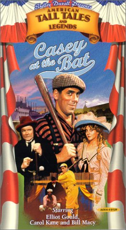 American Tall Tales: Casey at Bat [VHS]