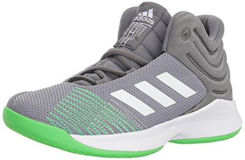 adidas Originals Unisex-Child Pro Spark 2018 K Basketball Shoe