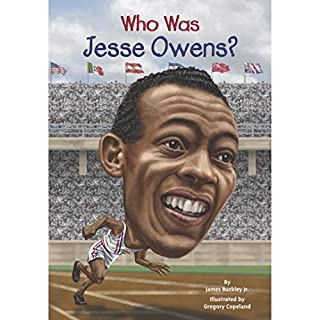 Who Was Jesse Owens? cover art