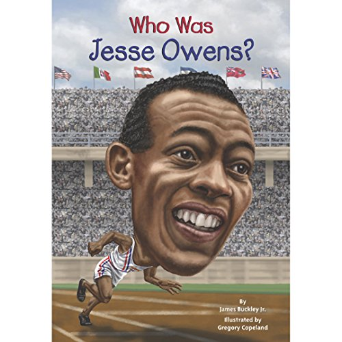 Who Was Jesse Owens? audiobook cover art