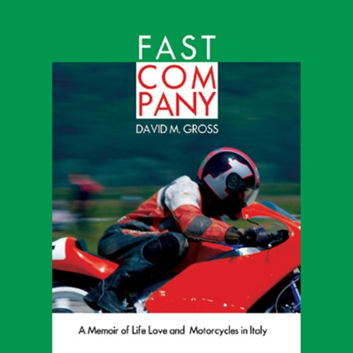 Fast Company audiobook cover art