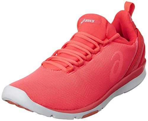 ASICS Gel-FIT SANA 3 Damen Sportschuhe Rosa Sneaker Turn Schuhe, Größe:EUR 42 (UK 8)