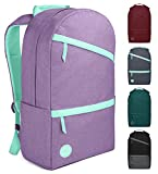Simple Modern Legacy Backpack with Laptop Compartment Sleeve - 25L Travel Bag for Men & Women College Work School - Tropical Seas (Accent)