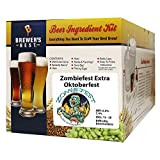 Brewer's Best - Home Brew Beer Ingredient Kit (5 gallon), (Zombiefest Extra Oktoberfest - Limited)