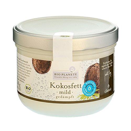 Bio Planete Bio Kokosfett mild gedämpft (1 x 400 ml)