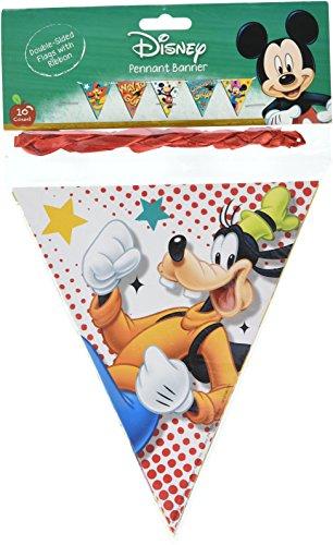 Eureka Mickey Graduation Pennant Banner