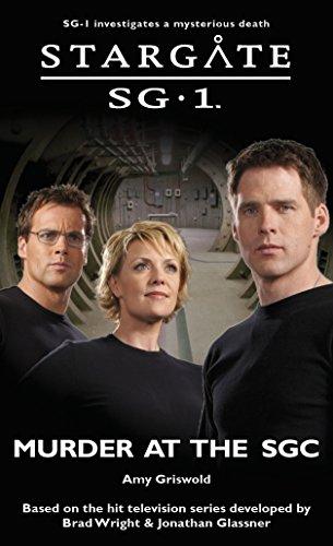 STARGATE SG-1: Murder at the SGC: SG1-26 (English Edition)