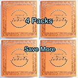 Nabeel Perfumes 4 Packs Bakhoor Touch Me Incense 40 Gram (GM) Ships Fast by Triple Traders