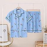 Pijamas cómodos para Mujer de Talla Grande 5XL-7XL, Ropa de...