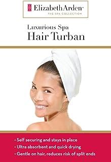 Elizabeth Arden Ultimate Spa Hair Turban (White)