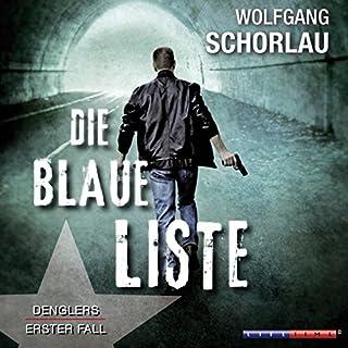 Die blaue Liste (Denglers erster Fall) cover art