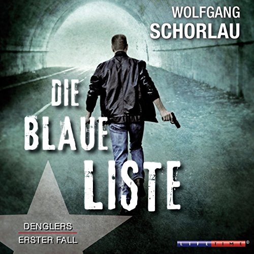 Die blaue Liste audiobook cover art