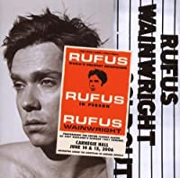 Rufus Does Judy At Carnegie Hall by Rufus Wainwright (2007-12-04)