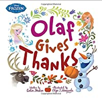 Frozen: Olaf Gives Thanks