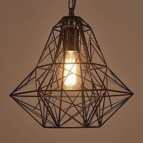 Lyuez eenvoudige woonkamer decoratie plafondlamp slaapkamer eetkamer verlichting lengte verstelbare kroonluchter E27 smeedijzeren lampen