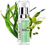 LuxeBiotics Under Eyes Dark Circle,Eye Puffiness,Eye Bags, Treatment Remover NATURAL serum