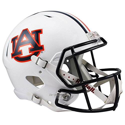 Riddell Auburn Tigers Officially Licensed NCAA Speed Full Size Replica Football Helmet