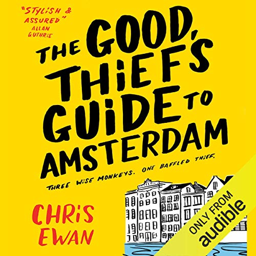 The Good Thief's Guide to Amsterdam Titelbild