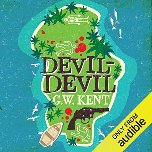 Devil Devil audiobook cover art