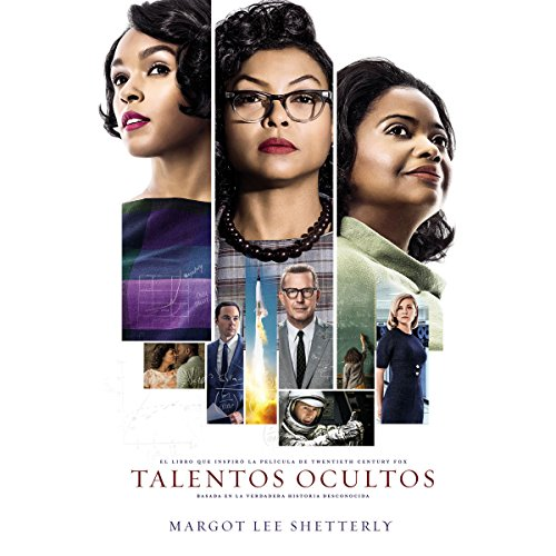 Talentos ocultos [Hidden Figures] audiobook cover art