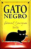 HONGXIN Gato Negro Wine Chile Metallschilder Warnschild