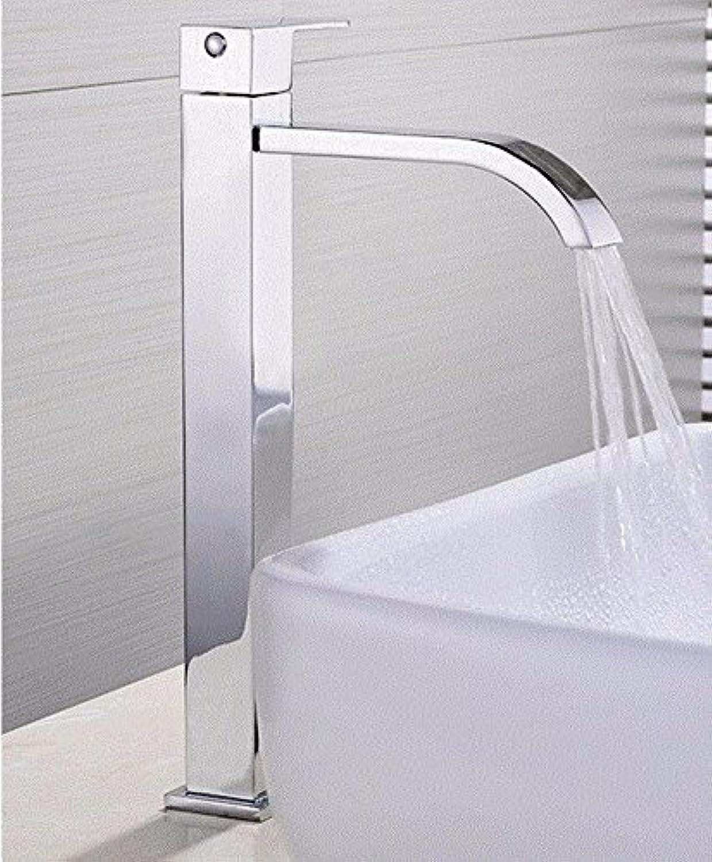 Bijjaladeva Wasserhahn Bad Wasserfall Mischbatterie Waschbecken WaschtischWaschbecken und Kaltes Wasser am Waschbecken Waschbecken Einzigen Kalten Becken Tippen Waschbecken H
