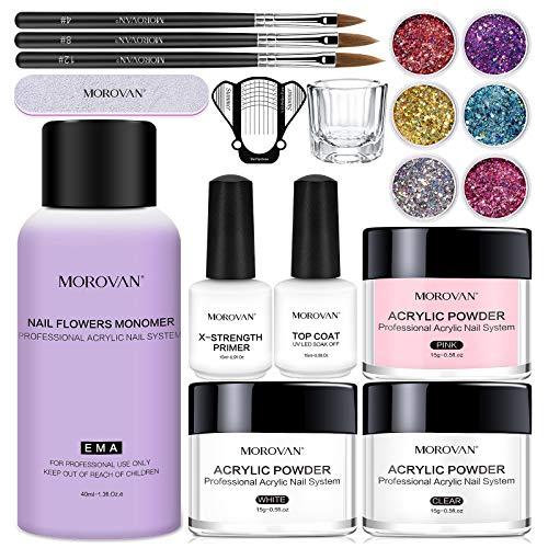 Morovan Acrylic Powder And Liquid S…