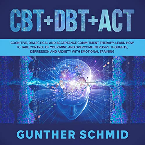 CBT + DBT + ACT cover art