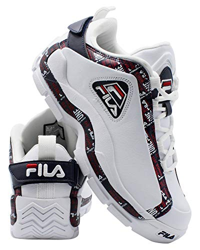 Fila Men's Grant Hill 2 96 Low Trademark Basketball Shoes