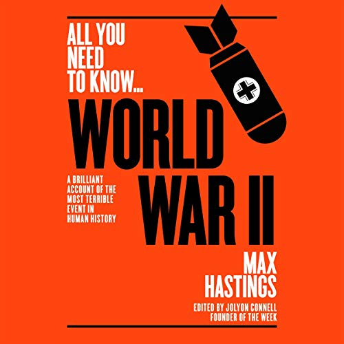 World War Two audiobook cover art