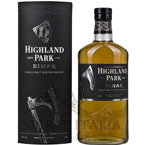 Highland Park EINAR Warriors Edition GB 40,00% 1 l.