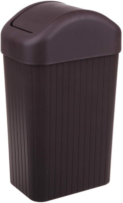 wholesape barato Great St. Trash Can Can Can Contenedores Plegables Baos Baos Cocinas Dormitorio Salas de Estar Baos Cubos Cubiertos (Color   3 )  hasta 42% de descuento
