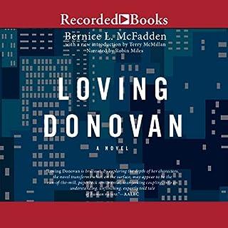 Loving Donovan audiobook cover art