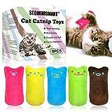 SOYEZ UN CHAT HEUREUX - Ce jouet à cataire est un excellent choix pour les chats solitaires. Gardez-les occupés pendant longtemps. Un excellent analgésique pour les chats pour les garder en bonne santé et actifs. Et c'est une proie amusante pour une ...