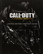 Call of Duty - Advanced Warfare Limited Edition Strategy Guide de BradyGames