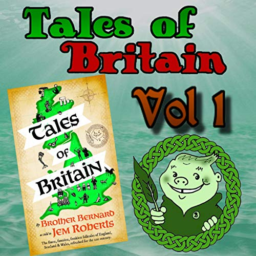 Tales of Britain cover art