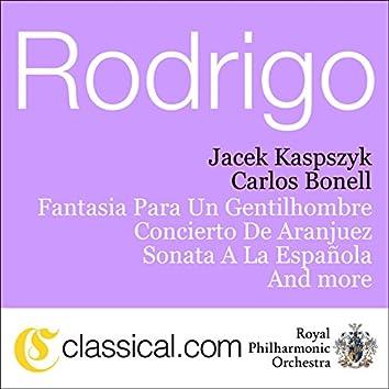 Joaquín Rodrigo, Concierto De Aranjuez