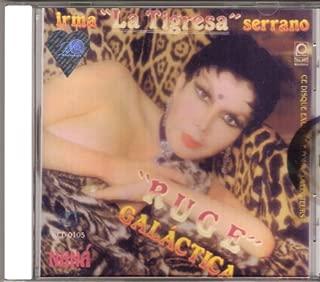 Irma Serrano 'Ruge