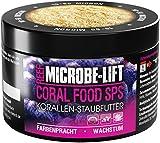 MICROBE-LIFT Coral Food SPS - Alimento para corales - Alimento en polvo para pequeños corales poliédricos en cualquier acuario de agua salada, paquete de 1 x 50 g