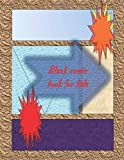 Blank Comic Book-Comic Sketch Book: Create your own comic book
