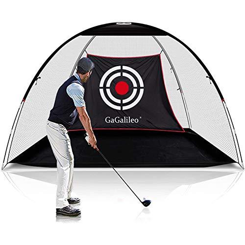 Golf Practice Driving Net for Backyard Golf Net Golf Hitting Nets Driving Range Golfing Net Backyard Golf Training Aids 12 X7'X6.6' Home Driving...