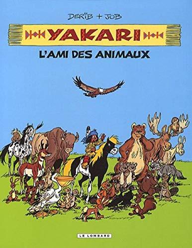 Yakari : Fourreau l'ami des animaux (tome 1 et 2)