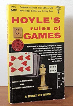 Paperback Hoyle's Rules of Games (A Signet Key Book) Book
