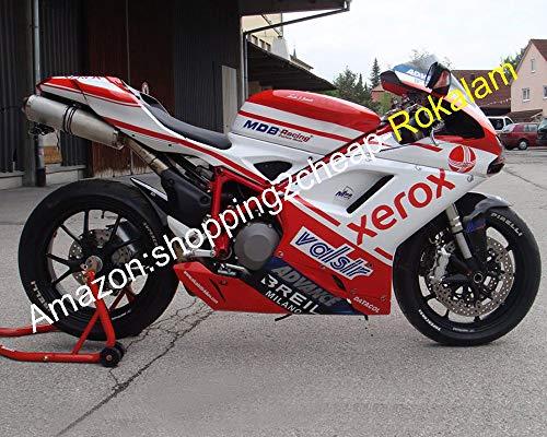 Carénage complet ABS pour 1098S 848 1198 2007 2008 2009 2010 2011 1098 (moulage par injection).