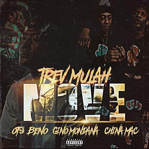 Trev Mulah feat. OT9Beno, Gino Mondana & China Mac