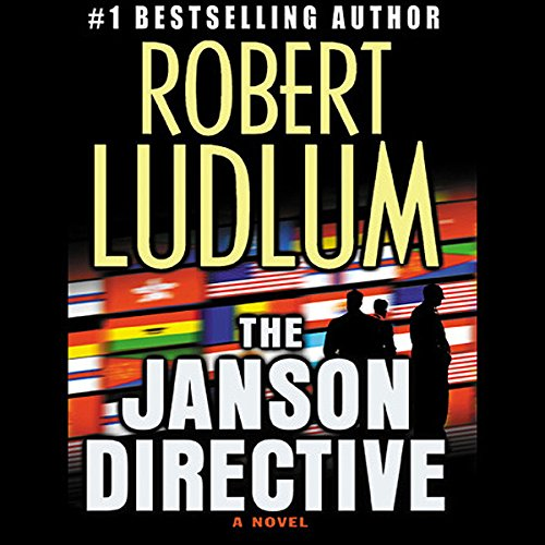The Janson Directive audiobook cover art