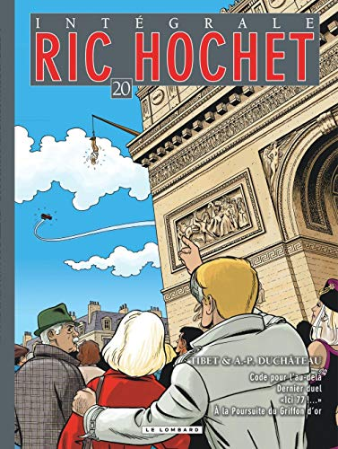 Intégrale Ric Hochet - tome 20 - Intégrale Ric Hochet 20