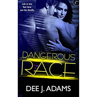 Dangerous Race audiobook cover art