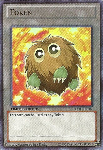 YU-GI-OH! - Orange Kuriboh Token (LC03-EN007) - Legendary Collection 3: Yugi's World - Limited Edition - Ultra Rare