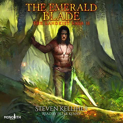 Couverture de The Emerald Blade